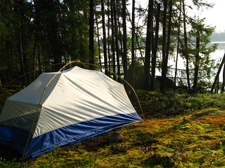Sierra Designs Tent | by OakleyOriginals