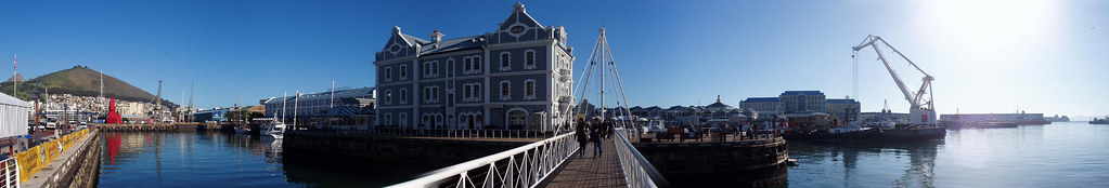 V &A Waterfront, Cape Town