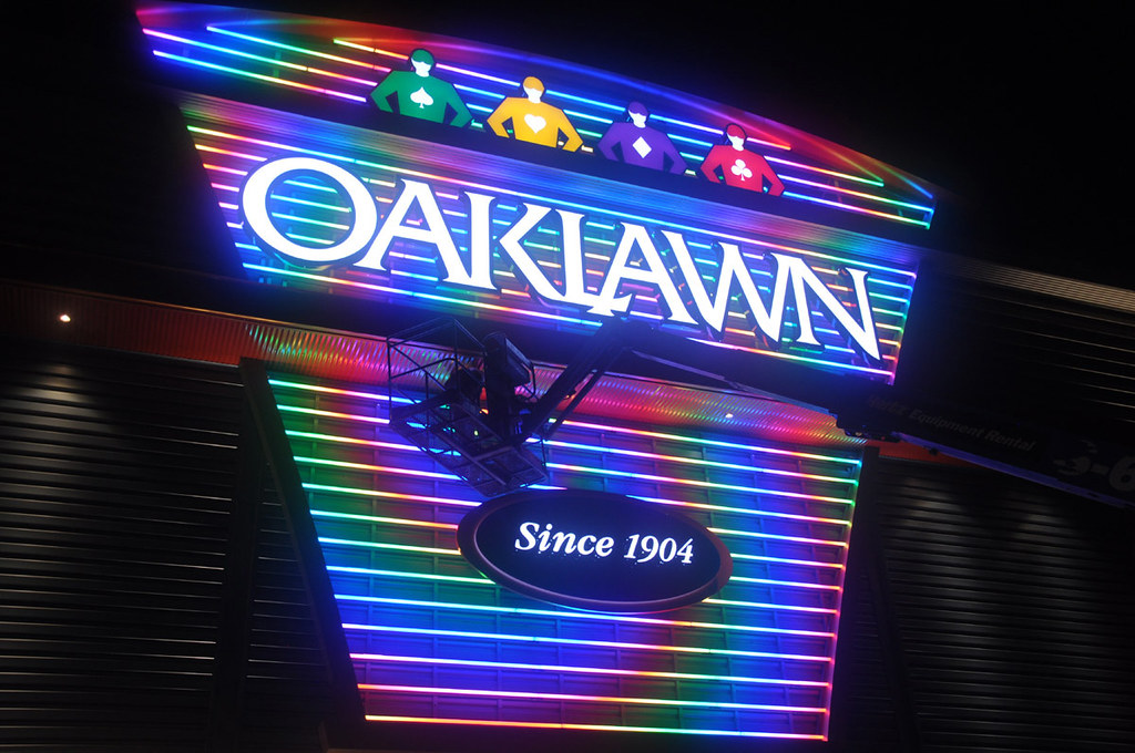 ... Casino Exterior Architectural Lighting | Color Changing LED | Programmable LED Lighting | Installation | Oaklawn  sc 1 st  Flickr & Casino Exterior Architectural Lighting | Color Changing LEu2026 | Flickr azcodes.com