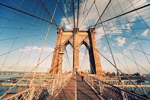 Brooklyn Bridge Sunset III | by Philipp Klinger Photography