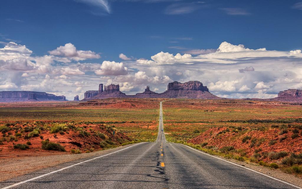 U S Route 163 U S Route 163 Is A 64 Mile 103 Km U S