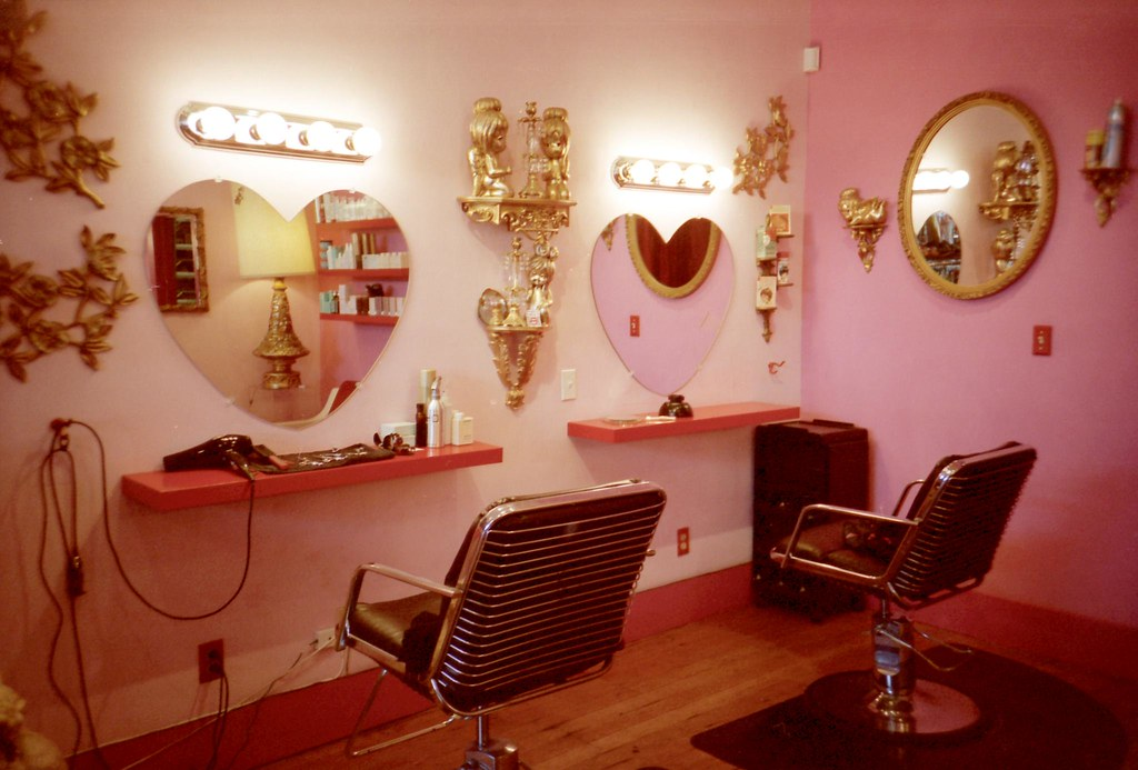 Pink hair salon berkeley ca if i did cut my hair it for A b beauty salon houston