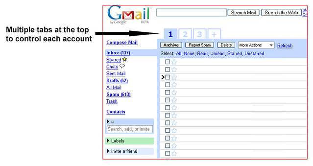 how to send multiple photos in gmail