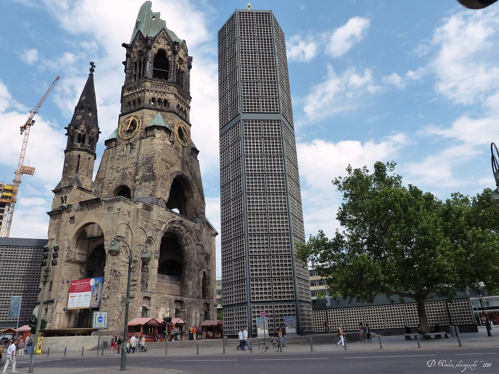 berlin kaiser wilhelm ged chtniskirche flickr. Black Bedroom Furniture Sets. Home Design Ideas