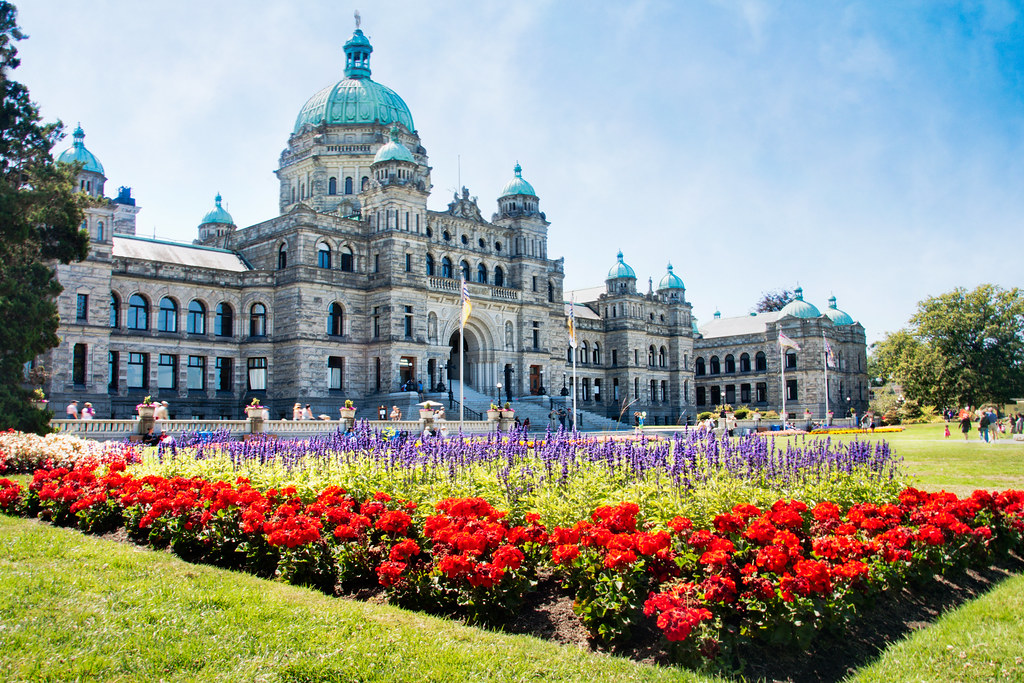 British columbia parliament buildings victoria b c flickr for Garden shed victoria bc