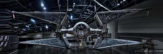 Tie Interceptor: Full Size Replica | by aboutrc