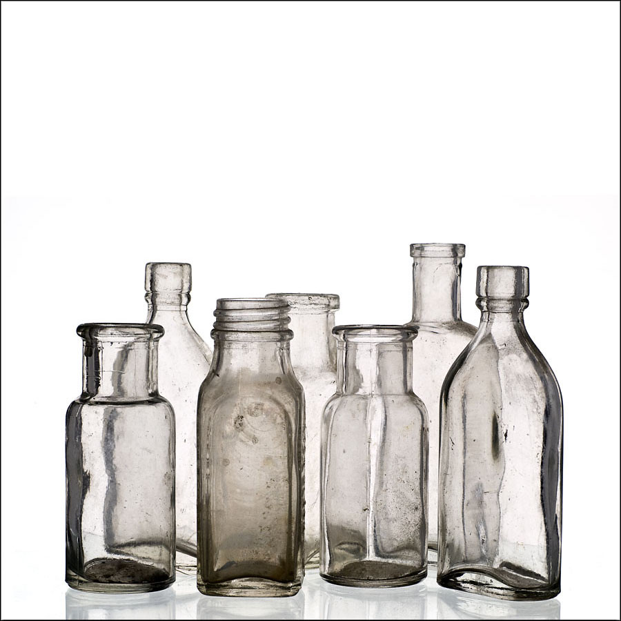 Awesome Old Glass Bottles Part - 13: ... Antique Glass Bottles (explored) | By HUNGRYGH0ST