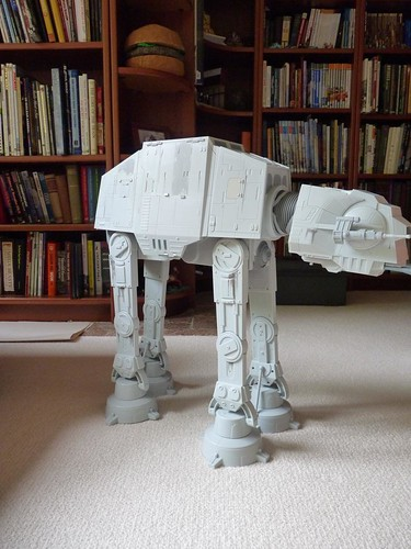 AT-AT repaint before | by Autistry Studios