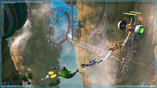 Ratchet and Clank: All Ratchet and Clank: All 4 One [Gamescon 2010] One | by PlayStation.Blog
