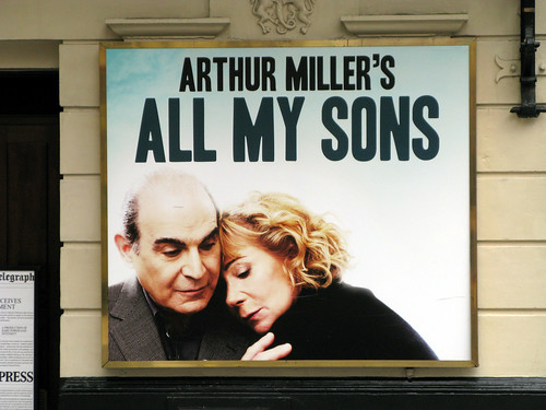 """a review of arthur millers play all my sons This study is a review of the marxist theory with certain references to the miller's play, """"all my sons"""", written in 1947 there are few articles conducted as marxist  arthur miller's all my sons through a marxist lens greed and the gratification of his wife's desires chained."""