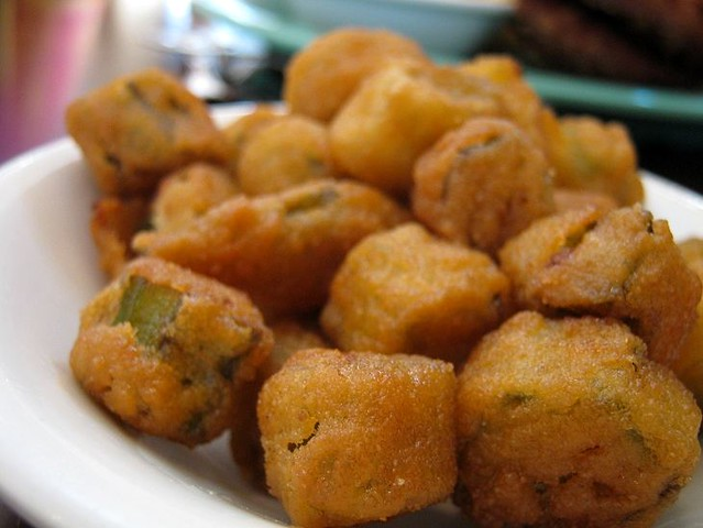 Fried Okra | Flickr - Photo Sharing!