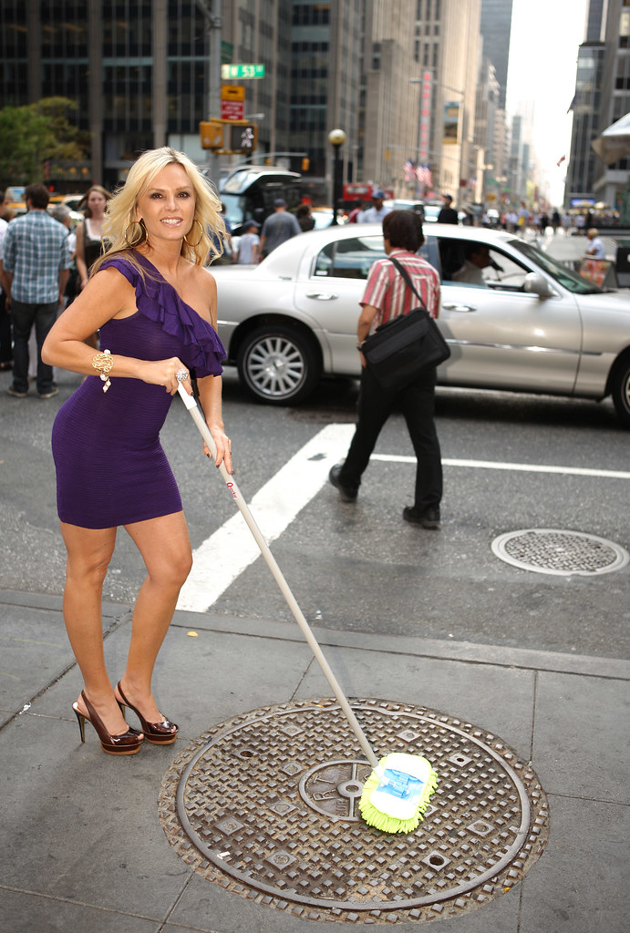 Nyc Is Dirty Tamra Barney Of The Real Housewives Of