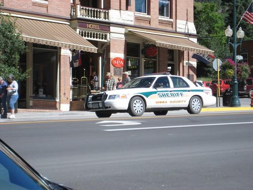 Mesa County, Colorado Sheriff | A Mesa County Sheriff's ...