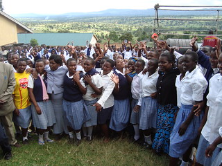 Kenya Water Project: Kilgoris Girls' School | by MADRE Speaks