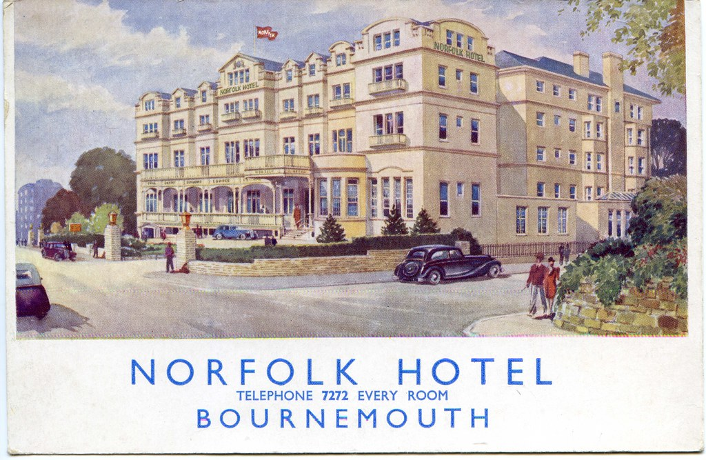 The Norfolk Royale Hotel Bournemouth Reviews