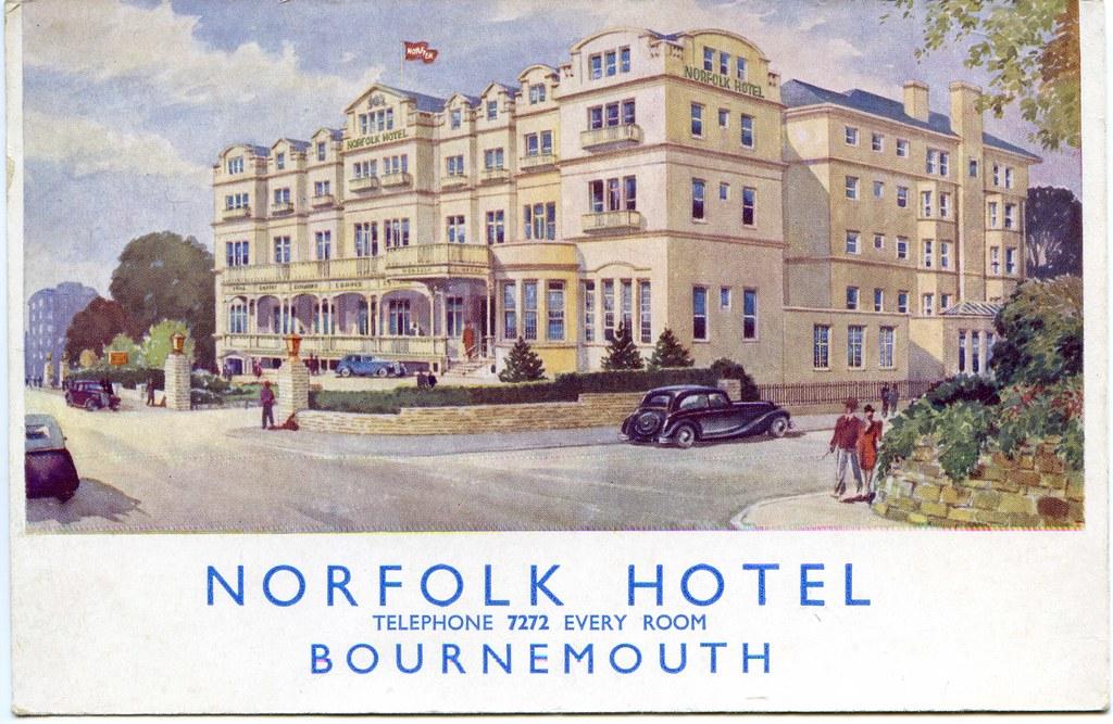 Royal Norfolk Hotel Bournemouth