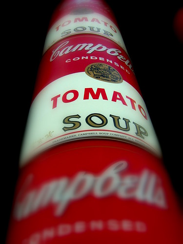 Campbell's Soup | by KJGarbutt