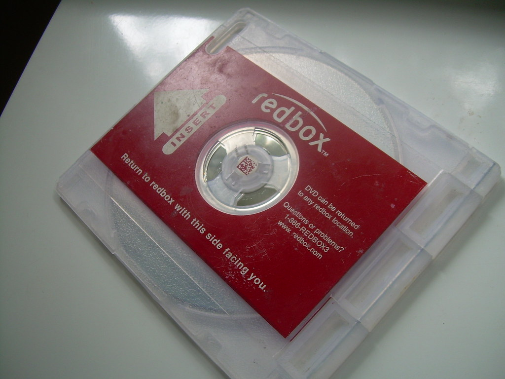 Get Free Credit Report >> Redbox DVDs | A disc from Redbox, rented in August 2010. Cre… | Flickr