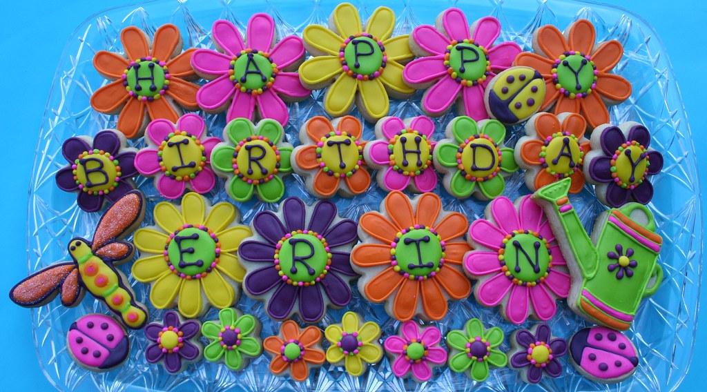 Happy Birthday Erin Cake