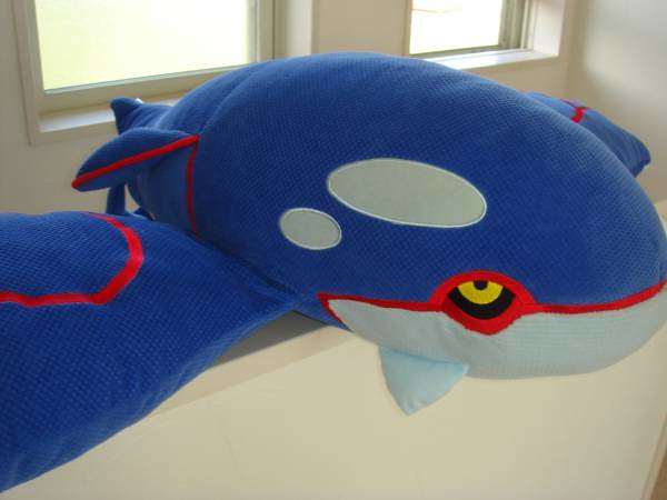 Giant Kyogre | Company: Tomy/Heartland Set: ???? Year ... Wailord And Quagsire