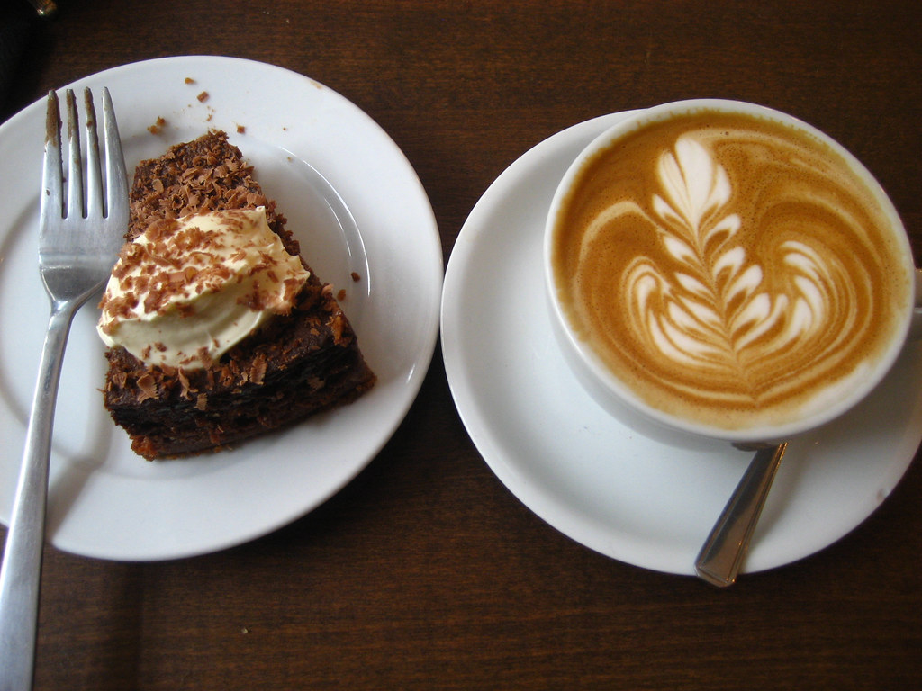 Pics Of Coffee And Cake