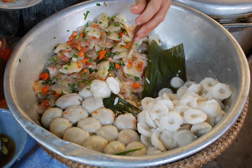 Vat On Rice Cakes