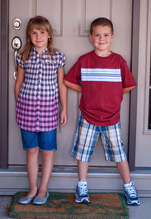 First day of school 6858 | by I Should Be Folding Laundry
