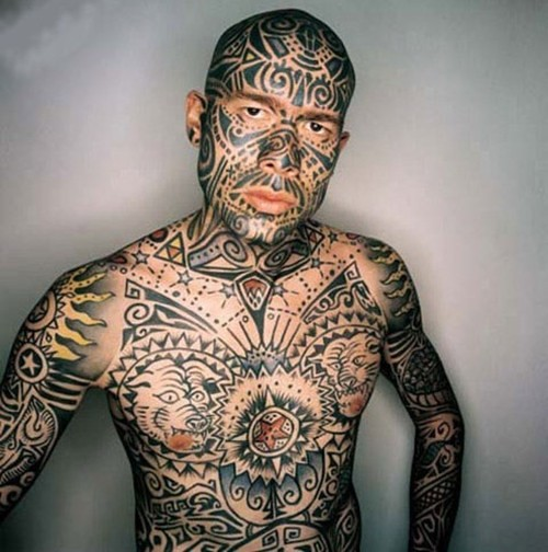 Tatto Body Inside Tattoo Ideas By Kerry Mitchell: More Body Tattoos At Www.body-tattoo.net