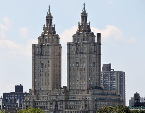 Building Central Park