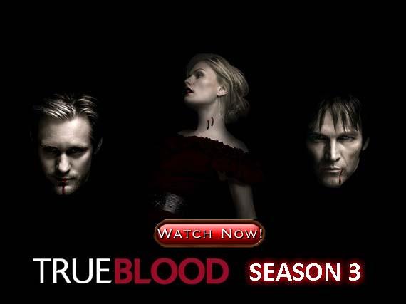 Where can i stream true blood season 3
