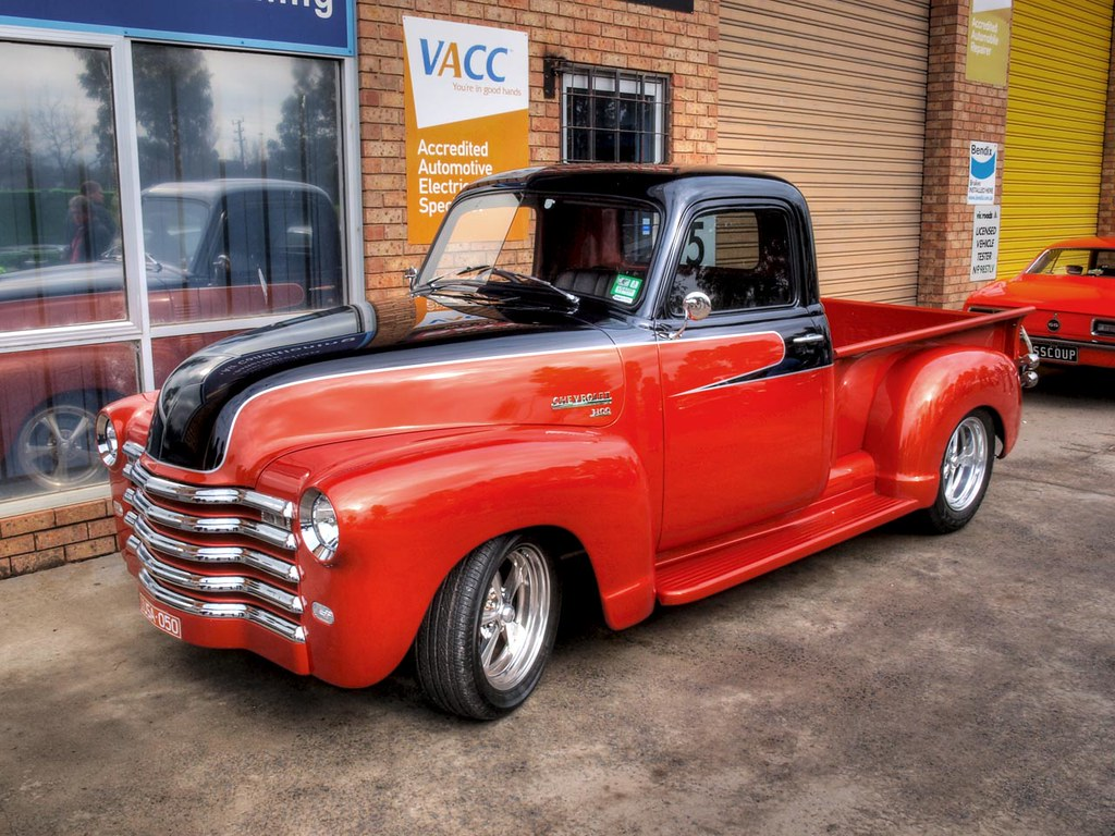 1950 chevy pickup truck a truly beautiful chevy pickup at flickr. Black Bedroom Furniture Sets. Home Design Ideas