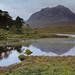 Liathach & Loch Clàr, Wester Ross.  30/08/10