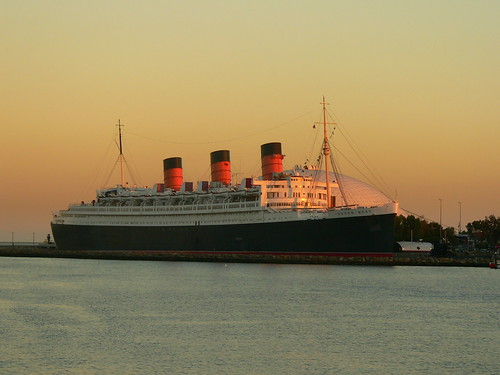 The Queen Mary- my home for 4 nights | by Alkan de Beaumont Chaglar