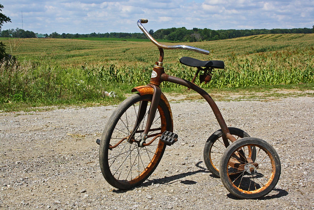 Makers Of Antique Tricycles : Antique tricycle flickr photo sharing