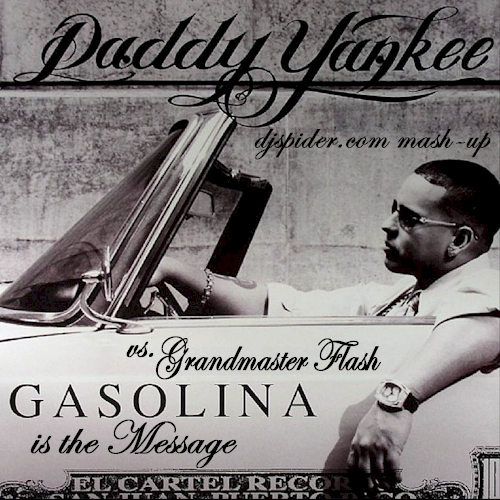 daddy_yankee_vs_grandmaster_flash | by djspideruk