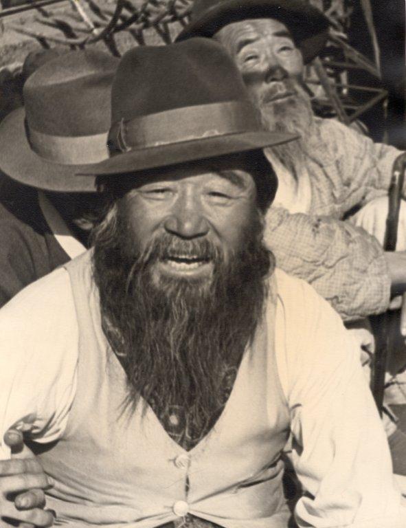 korean old man