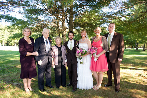 Family & the Wedding Party | by Sarah Parrott