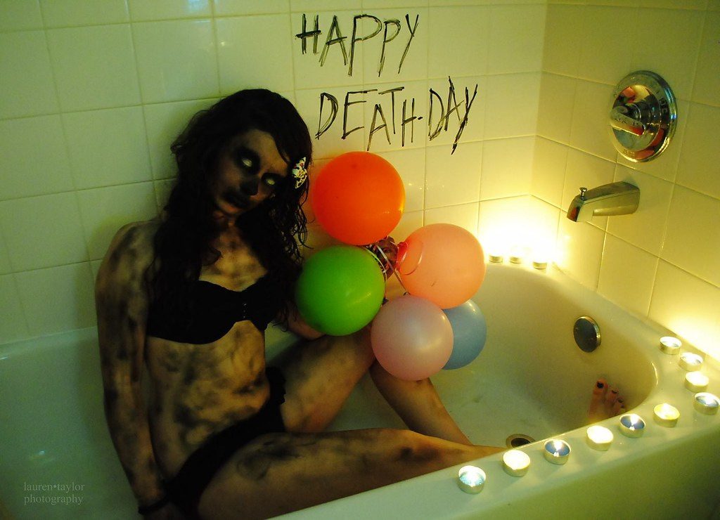 Happy Death-Day | SOOC, DUDES. Yes, I'm aware that this is d… | Flickr