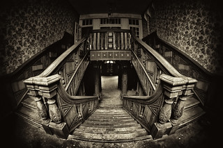 The Staircase (2) | by Hazeldon73