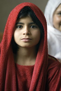 Young Girl in Kapisa Province | by United Nations Photo
