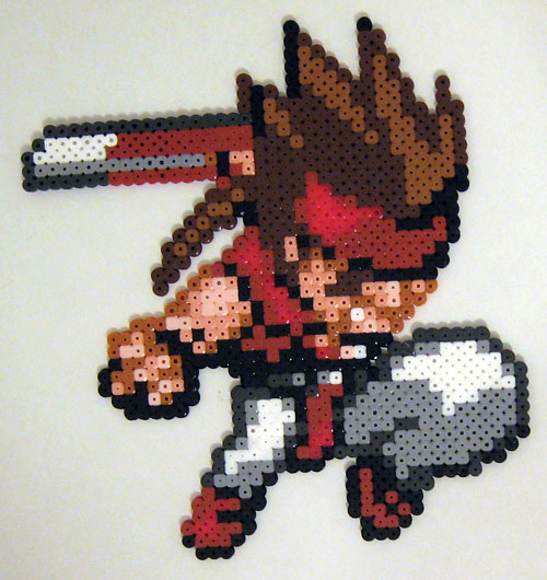Sol Badguy Sprite Geek Mythology Crafts Flickr