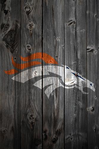 Denver Broncos Wood iPhone 4 Background | Denver Broncos ...Denver Broncos Iphone X Wallpaper