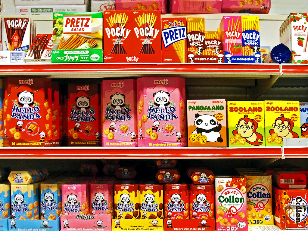 Best Chinese Snack Foods