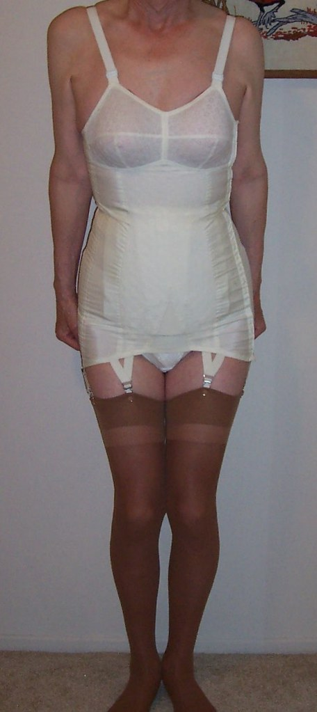Wearing a corselett