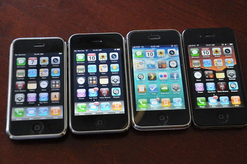 first gen iphone iphone 4 generations 1st 3g 3gs iphone 4 ian 10600