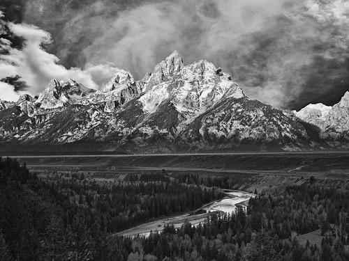 A Grand Teton Sunrise | by Jerry T Patterson