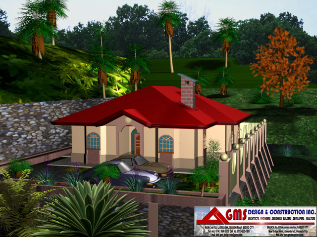 Ready made house plans for sale la trinidad a for House plans trinidad