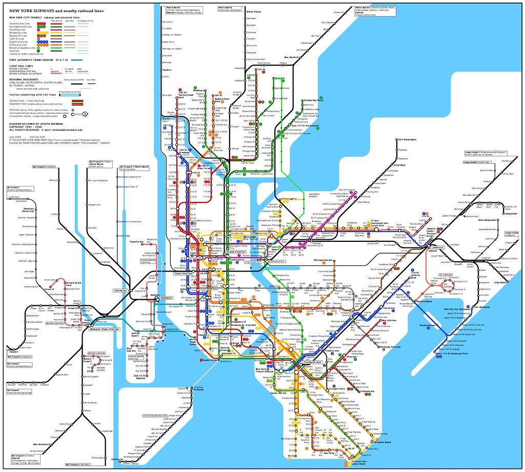 Transportation America  BNSF Railway Wikipedia Edward Tufte - Bnsf railway us map