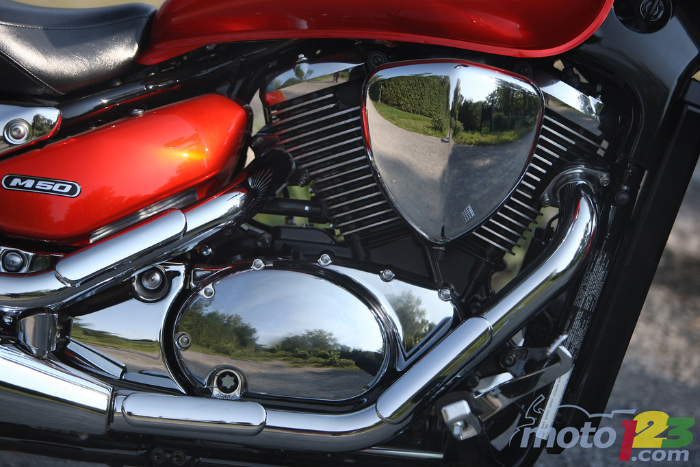2010 Suzuki Boulevard M50 | Full review to come soon on Moto… | Flickr
