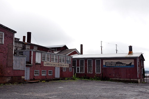 The foundry, Lunenburg, Nova Scotia | by kellan